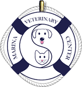 Marina Veterinary Center Logo